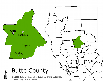 Butte County - Chico - LocalWiki