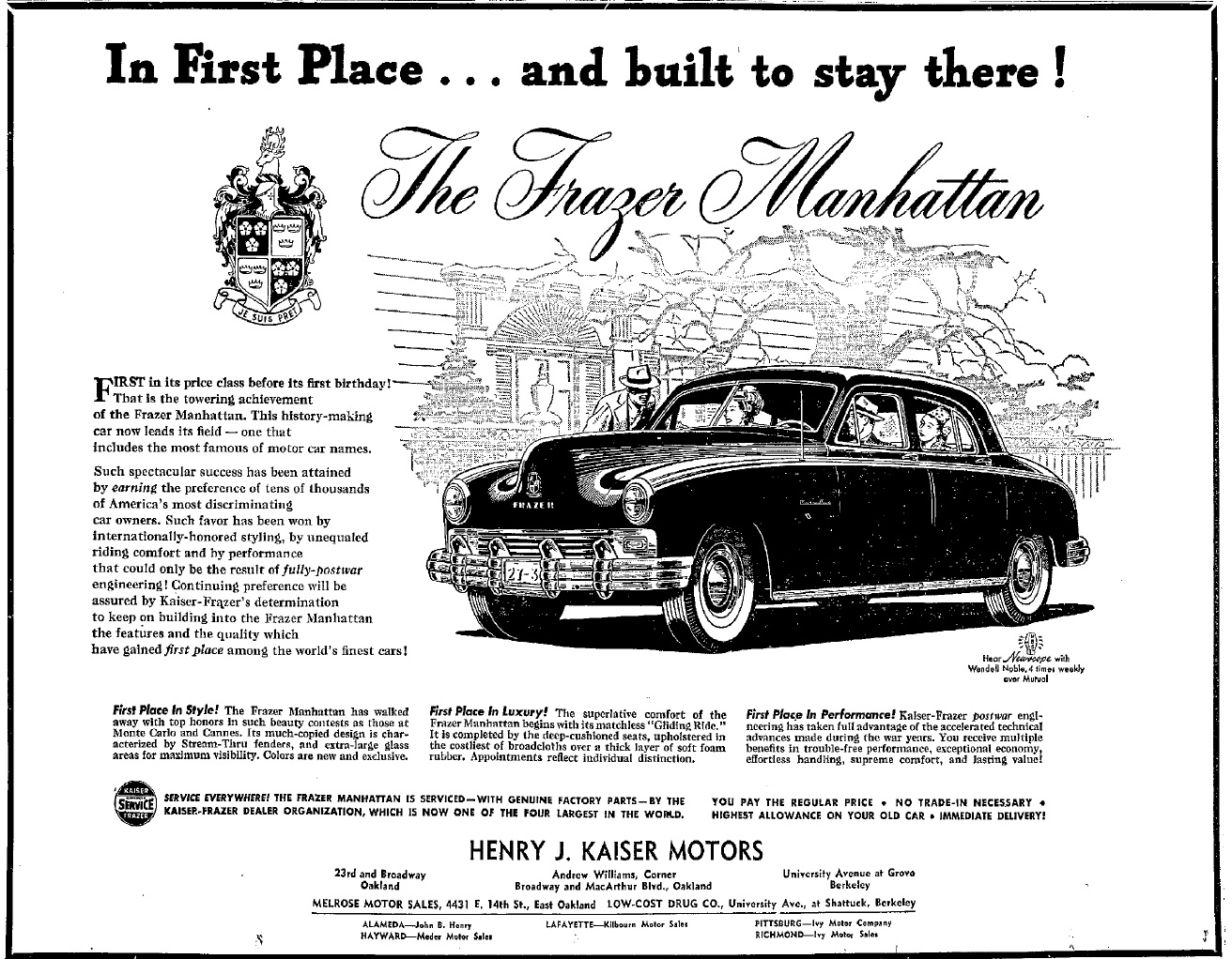 kaiser motor company