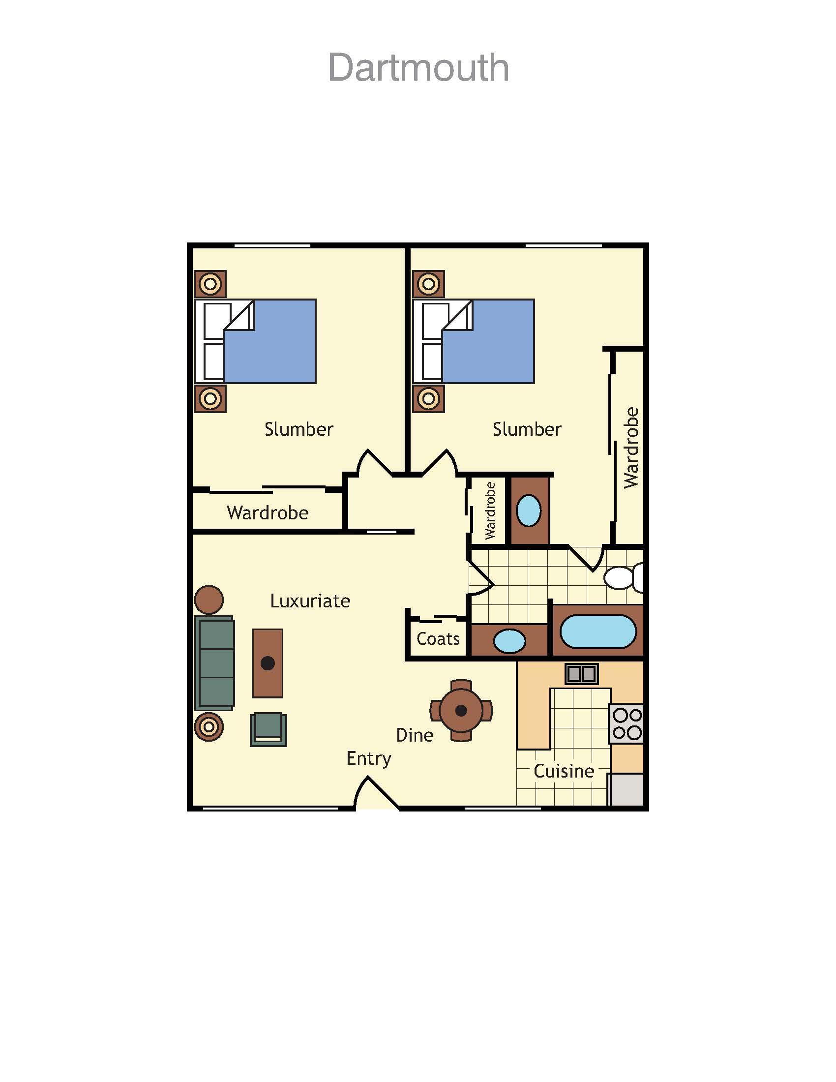 100 Floor Plan Of Friends Apartment Auckland City