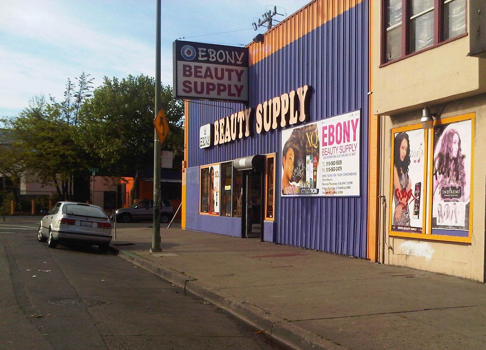 ebony+supply