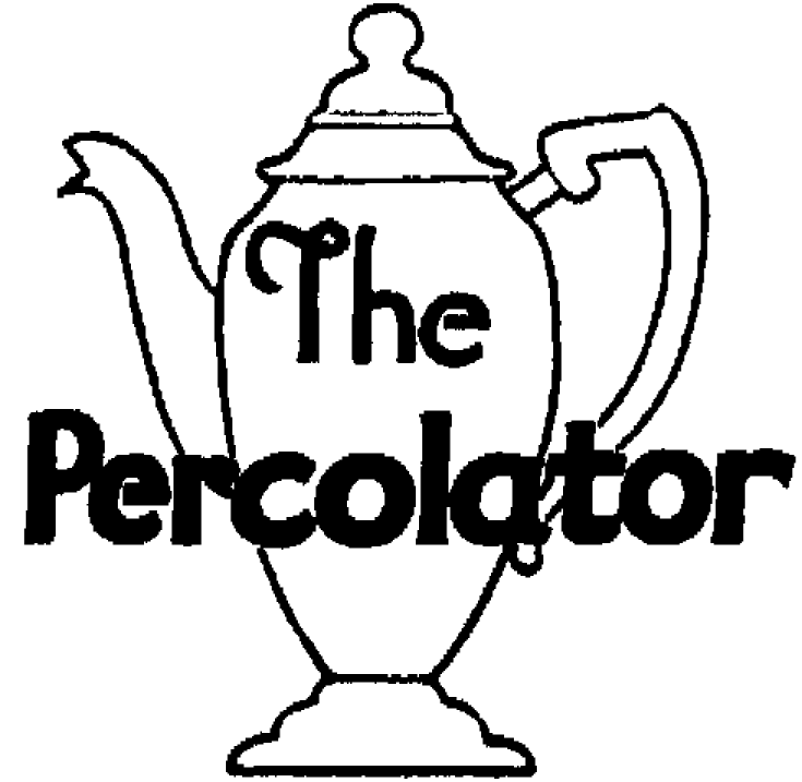 Information About Percolator Logo On The Restaurant
