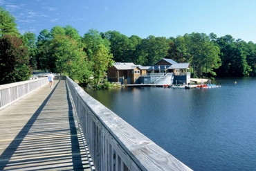 Information about on lake johnson for Fishing in raleigh nc