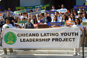 chicano latino youth leadership project